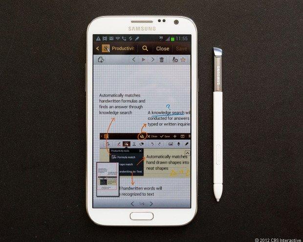 10 parimat trikki suurepärase Galaxy Note 2 kogemuse saamiseks