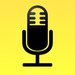 Sülearvuti helirakenduse ikoon: diktofon