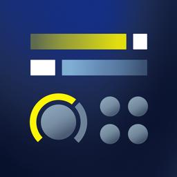 KORG vidina 2 rakenduste ikoonid