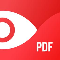 Rakenduse PDF Expert 7 ikoon: redigeerige PDF-i