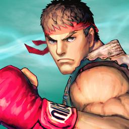 Street Fighter IV CE rakenduse ikoon