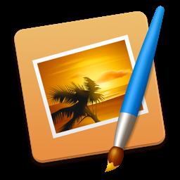 Pixelmatori rakenduse ikoon