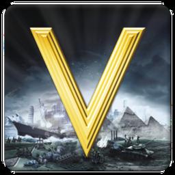 Tsivilisatsiooni V rakenduse ikoon