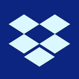 Dropboxi rakenduse ikoon - salvestage, jagage