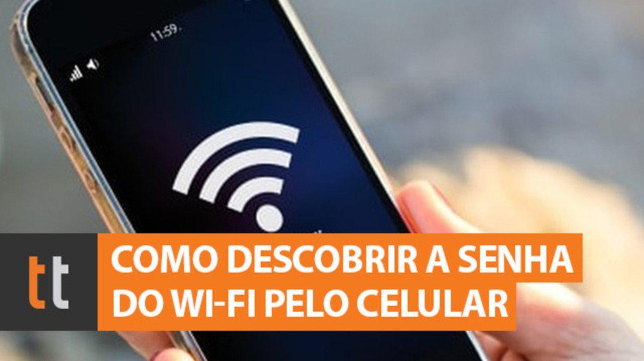 Kuidas oma mobiiltelefonilt teada saada oma WiFi-parooli?