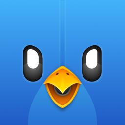 Twitterbot 5 Twitteri rakenduse ikooni jaoks
