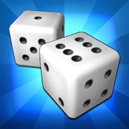 Backgammon HD rakenduse ikoon