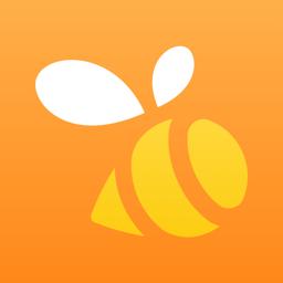 Foursquare Swarmi rakenduse ikoon: registreerimisrakendus