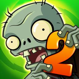 Taim vs vs ikoon Zombies 2 rakendus