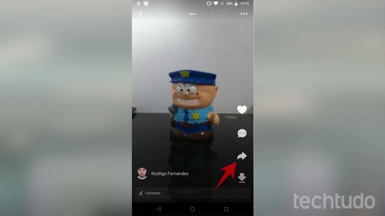 Kuidas WhatsApi olekut Vigo videorakendusega luua