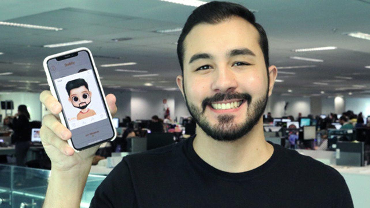 Dollify: tutvuge koomiksirakendusega, mis on Brasiilias uus edu