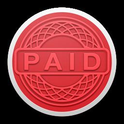 Chronicle Pro - arve ja sissetuleku rakenduse ikoon