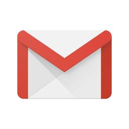 Gmaili rakenduse ikoon: Google'i e-post