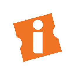 Rakenduse ikoon Ingresso.com + Filmid + Kino