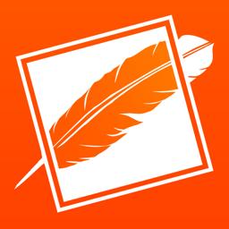 Phoenix Photo Editori rakenduse ikoon