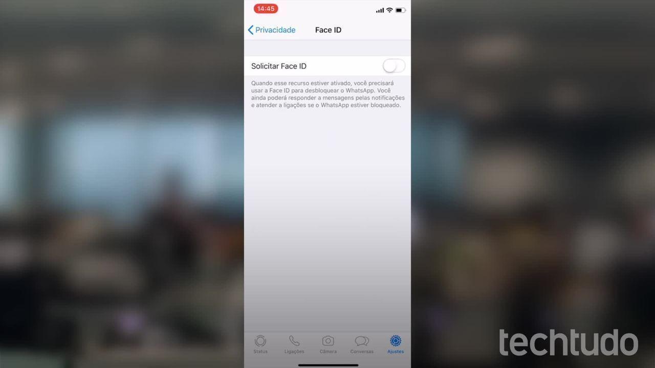 Kuidas iPhone'is WhatsAppis digitaalset / parooli sisestada?