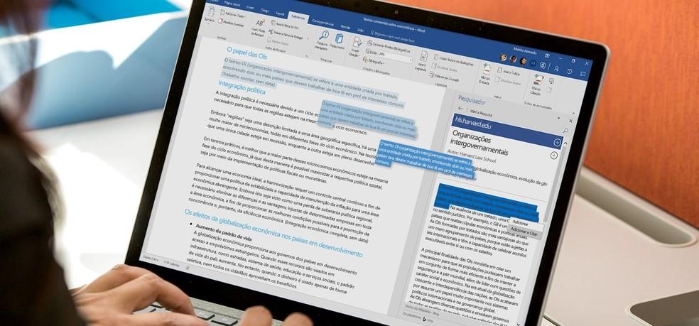 Office 365 võib olla õpilastele tasuta. Fotod: Reproduo / Microsoft