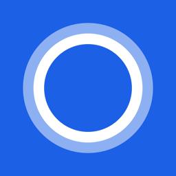 Cortana rakenduse ikoon