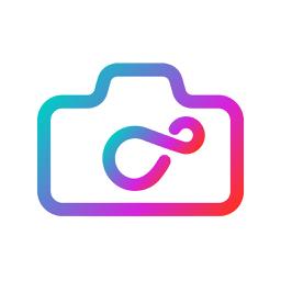 Infltr - lõpmatu filtri rakenduse ikoon