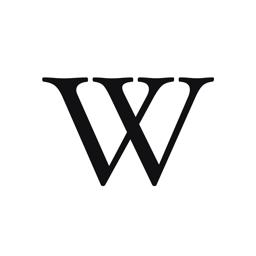 Vikipeedia rakenduse ikoon