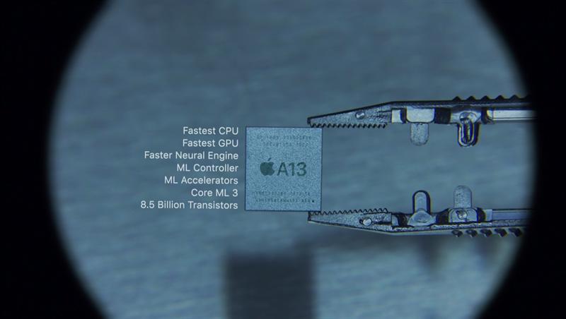 Apple A13 Bionic - protsessor - kiip - SOC