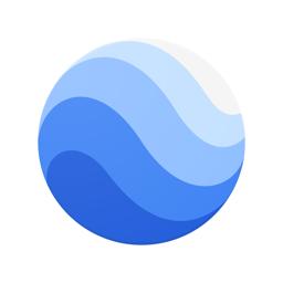Google Earth'i rakenduse ikoon