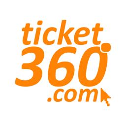Ticket360 rakenduse ikoon