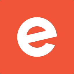 Eventbrite rakenduse ikoon