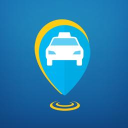 Go Taxi app ikoon - teie taksorakendus