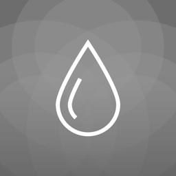 Rakenduse Relax Rain ikoon