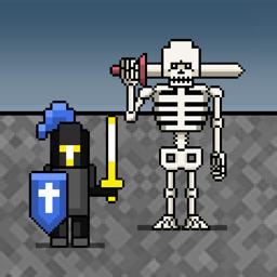 8bitWari rakenduse ikoon: Necropolis