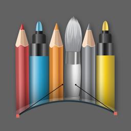 Snap Markup - märkuste tööriista rakenduse ikoon