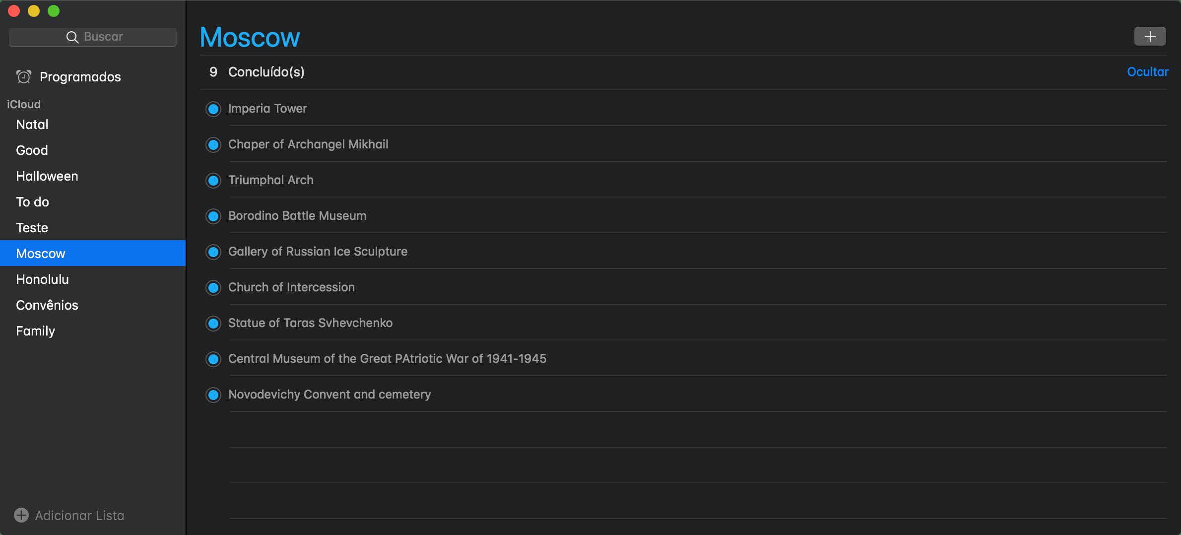 Tume režiim macOS-is 10.14 Mojave