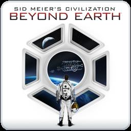 Tsivilisatsioon: rakenduse ikoon väljaspool Maad