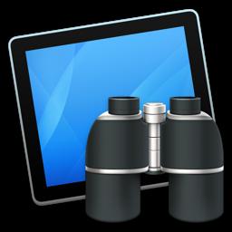 Rakenduse Apple Remote Desktop ikoon