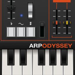 ARP ODYSSEi rakenduse ikoon