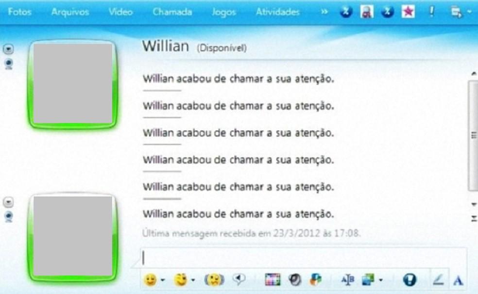 WhatsApp on põhjustanud selliste rakenduste nagu MSN kasutamata jätmise. Foto: Divulgao / MSN