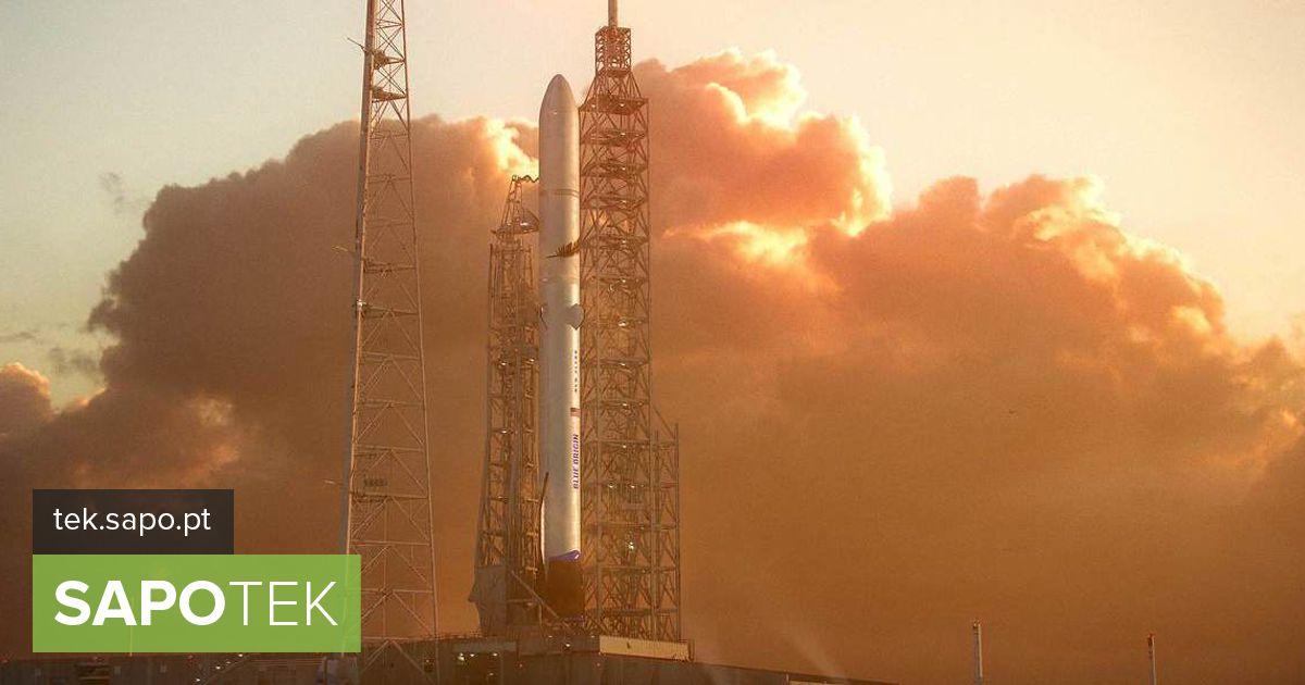 "Uus Glenn: Blue Origin on SpaceXi Falcon Heavy - Science alt ""rivaali"" ette valmistanud"