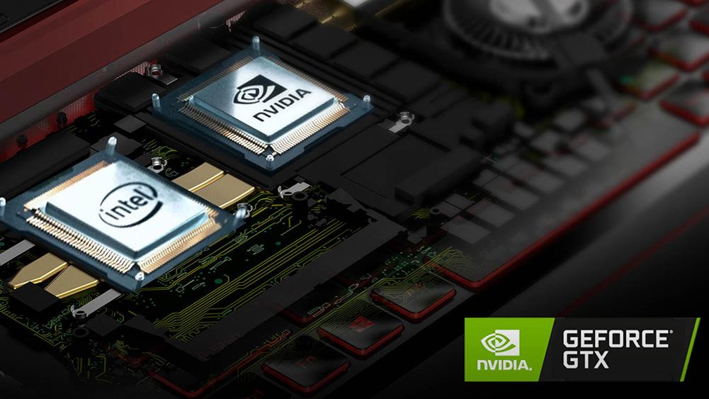 riistvara üksikasjad Nitro 5, Acer sülearvuti, NVIDIA logoga