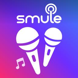Smule'i rakenduse ikoon - seltskondlik laulmine