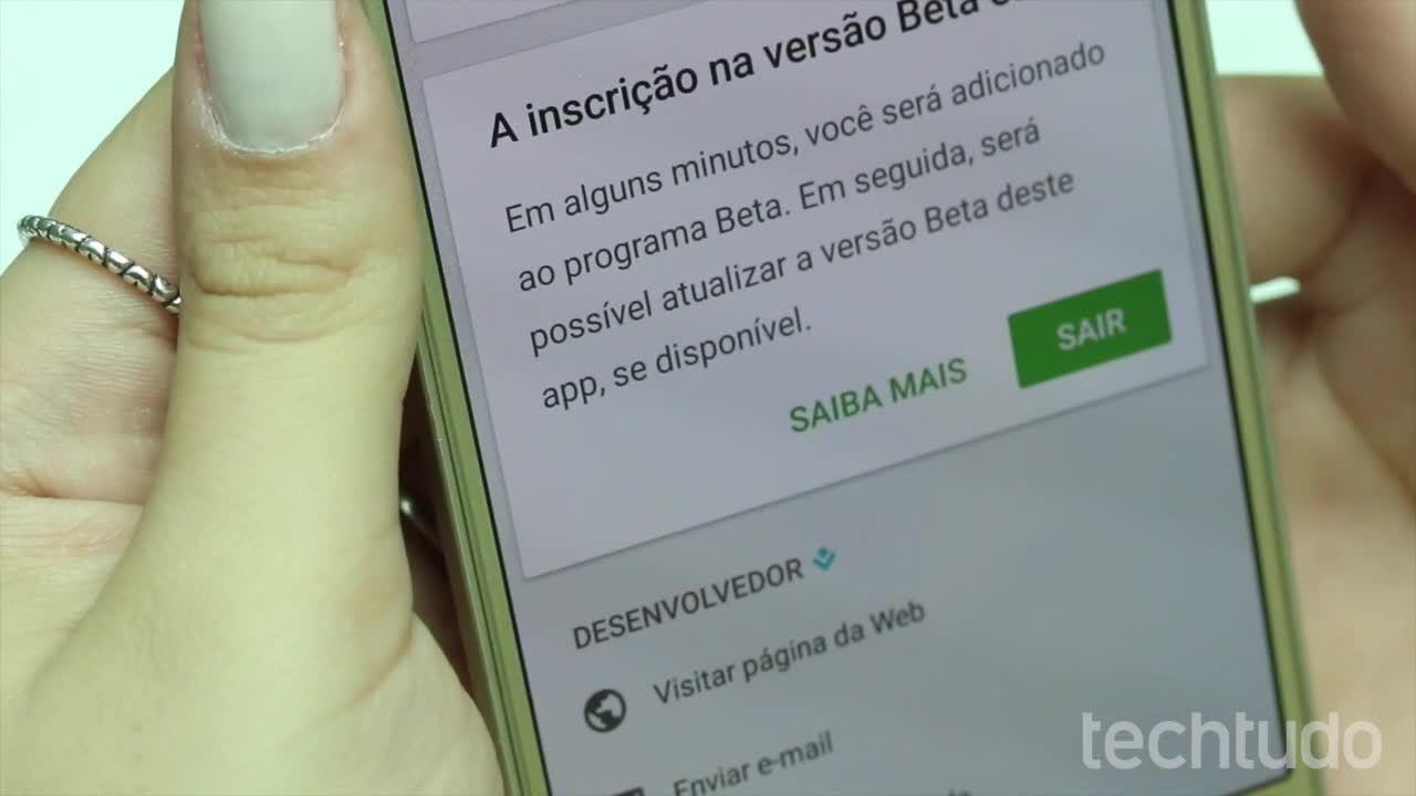 Kuidas Androidi alla laadida WhatsApp beetaversioon ja APK