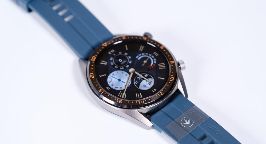 Huawei Watch GT lähivõte