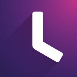 Rakenduse ikoon tõstab äratuskella üles
