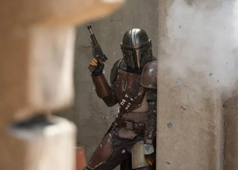 """Tähesõdade sari """"Mandalorian"""" tõotab olla fotode voogesituses üks suur üllatus: Dilvulgao / Disney"""