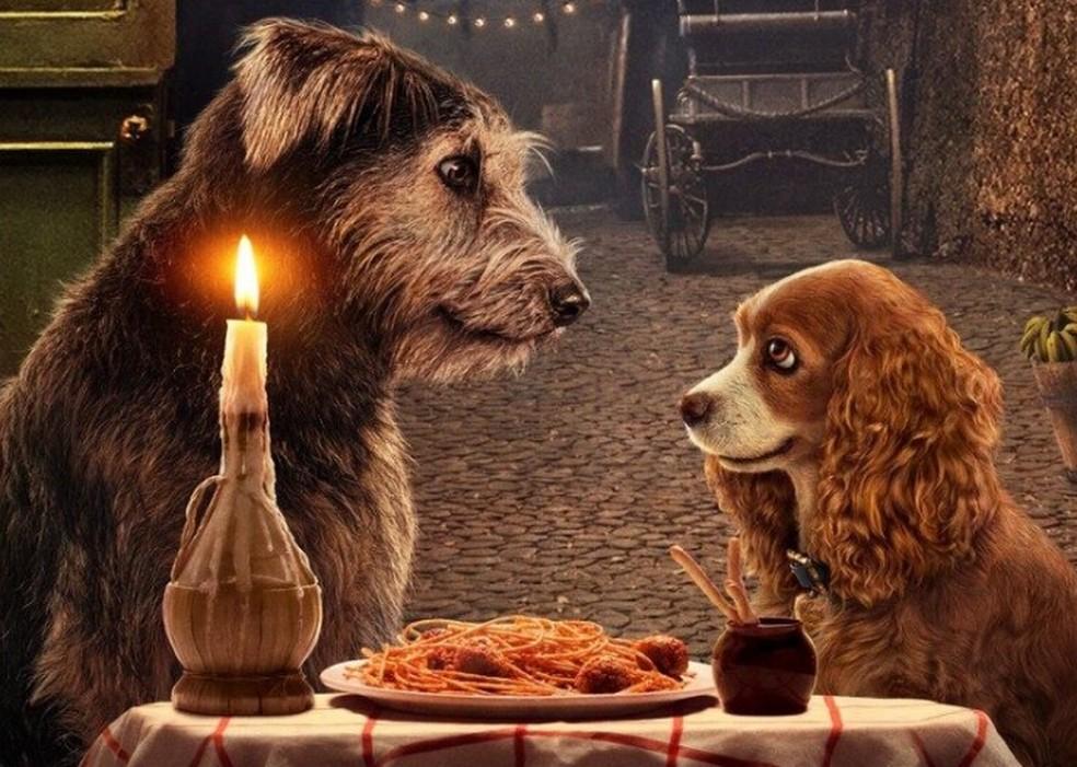 """Film """"Daam ja tramp"""" sai Disney Plusis otsepildisoovituse. Foto: Dilvulgao / Disney"""