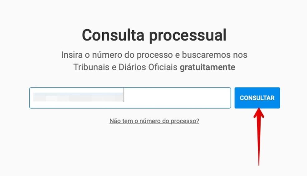 Jusbrasili konsultatsiooniprotsess Foto: Reproduo / Helito Beggiora