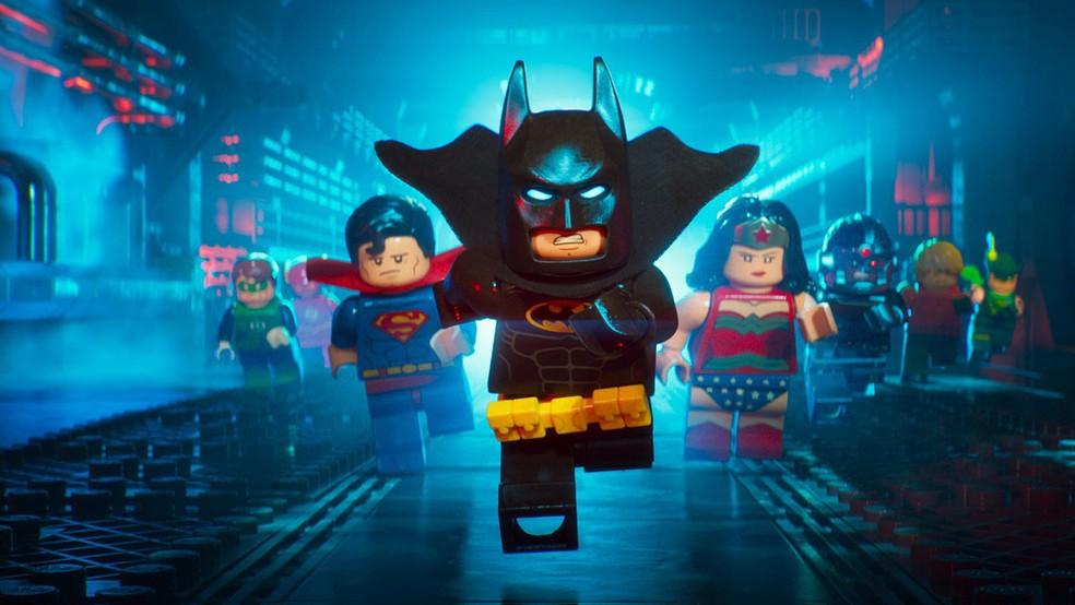 Lego Batman: filmi esilinastus Netflixis 23. detsembril Foto: Divulgao / Netflix