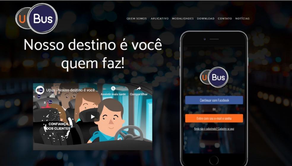 UBus pakub ühistransporti So Paulo linnas ja ABC So Paulo linnas. Foto: Reproduo / Lvia Dmaso