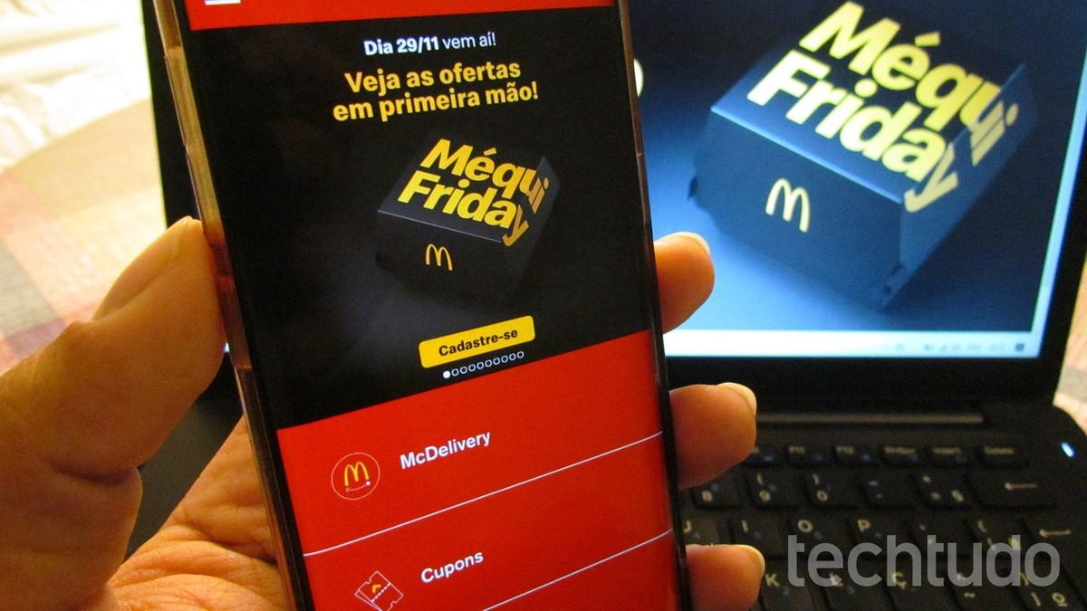 Must reede McDonald's: kuidas aktiveerida rakendusega Mqui Friday reklaam | Tootlikkus
