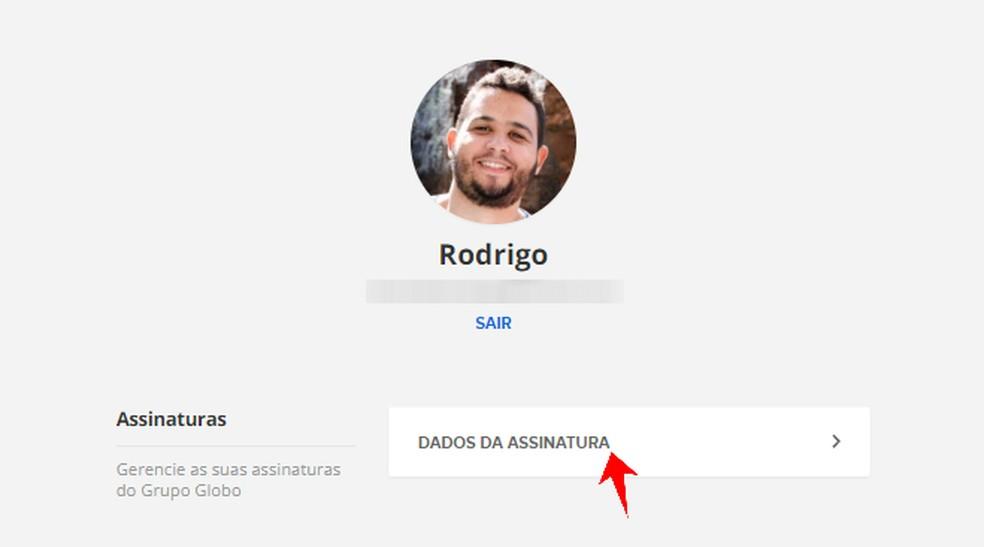 Seo renoneerib kõik Grupo Globo aktiivse sisu tellimused, mis on seotud Globo fotokontoga: Reproduo / Rodrigo Fernandes